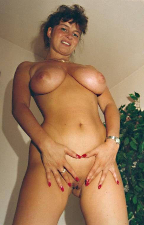 Ретро эротика зрелой дамочки - секс порно фото